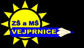 Logo ZŠ a MŠ Vejprnice